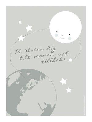 Älskar dig till månen...