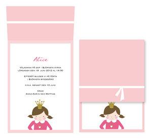 Kort prins/prinsessa