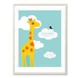Doptavla - Giraff