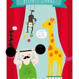 Barntavla Cirkus