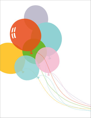 Ballonger - färg